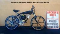 BBR kit with 4-stroke