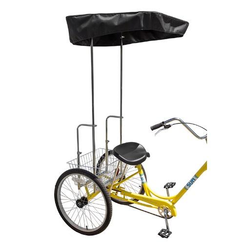 Trike canopy
