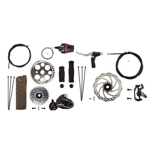 7-speed kit