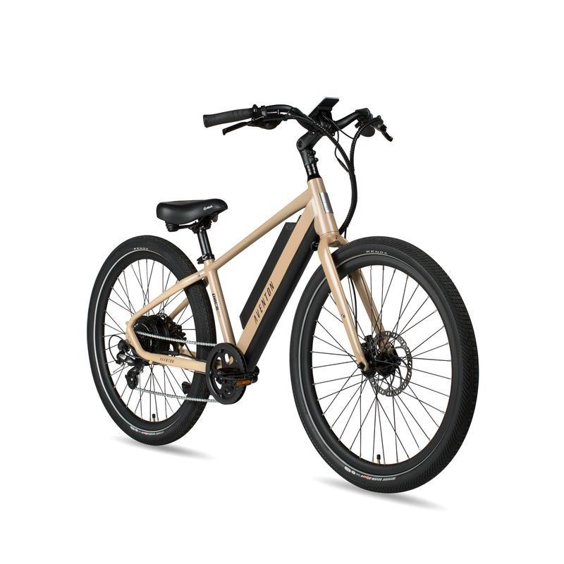 Pace 500 Urban Cruiser and Commuter e-bike