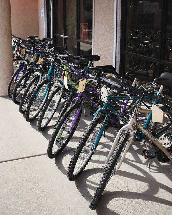 Guaranteed used bikes for sale