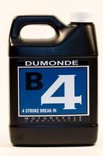 Dumonde 4 cycle oil