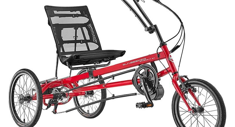 Sun e48 Delta SX E-Trike
