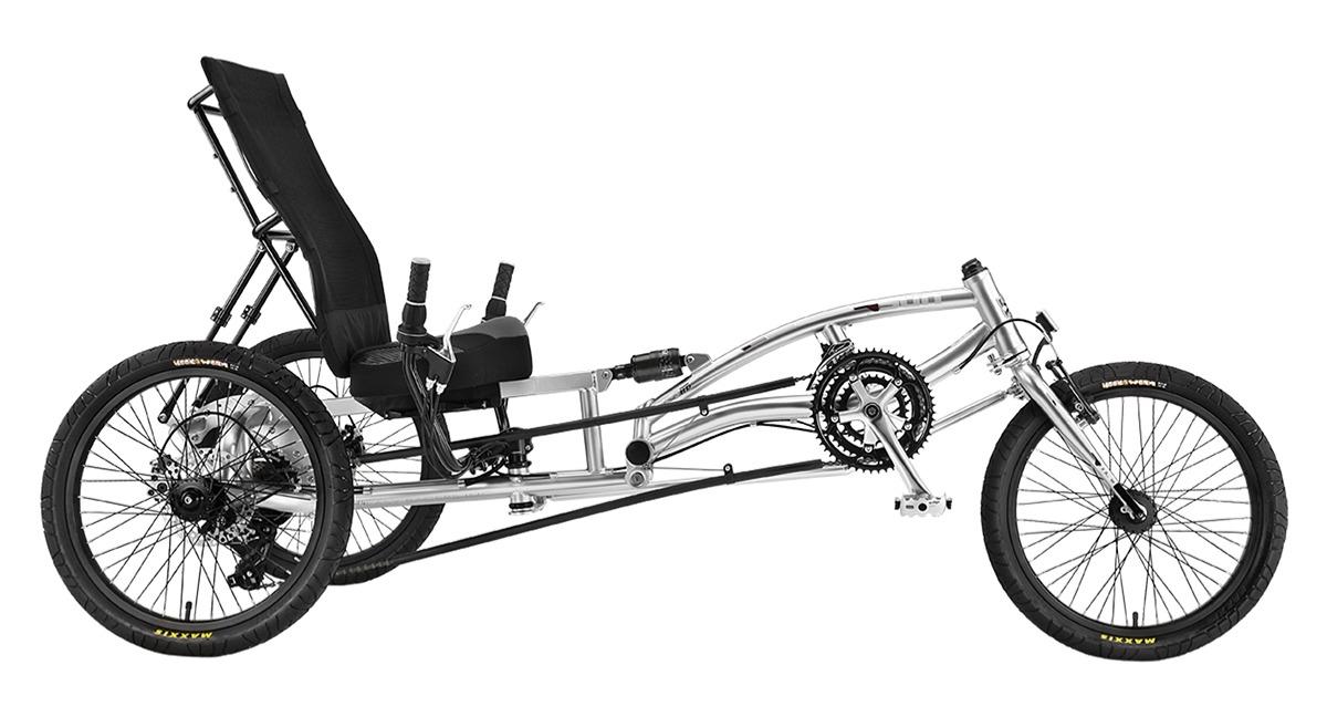 Sun Seeker EZ-3 USX HD Recumbent Trike