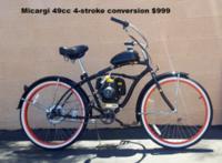 Micargi 4-stroke kit