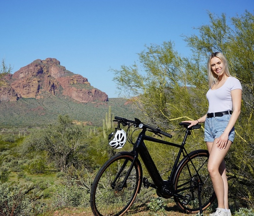Rent an E-Bike