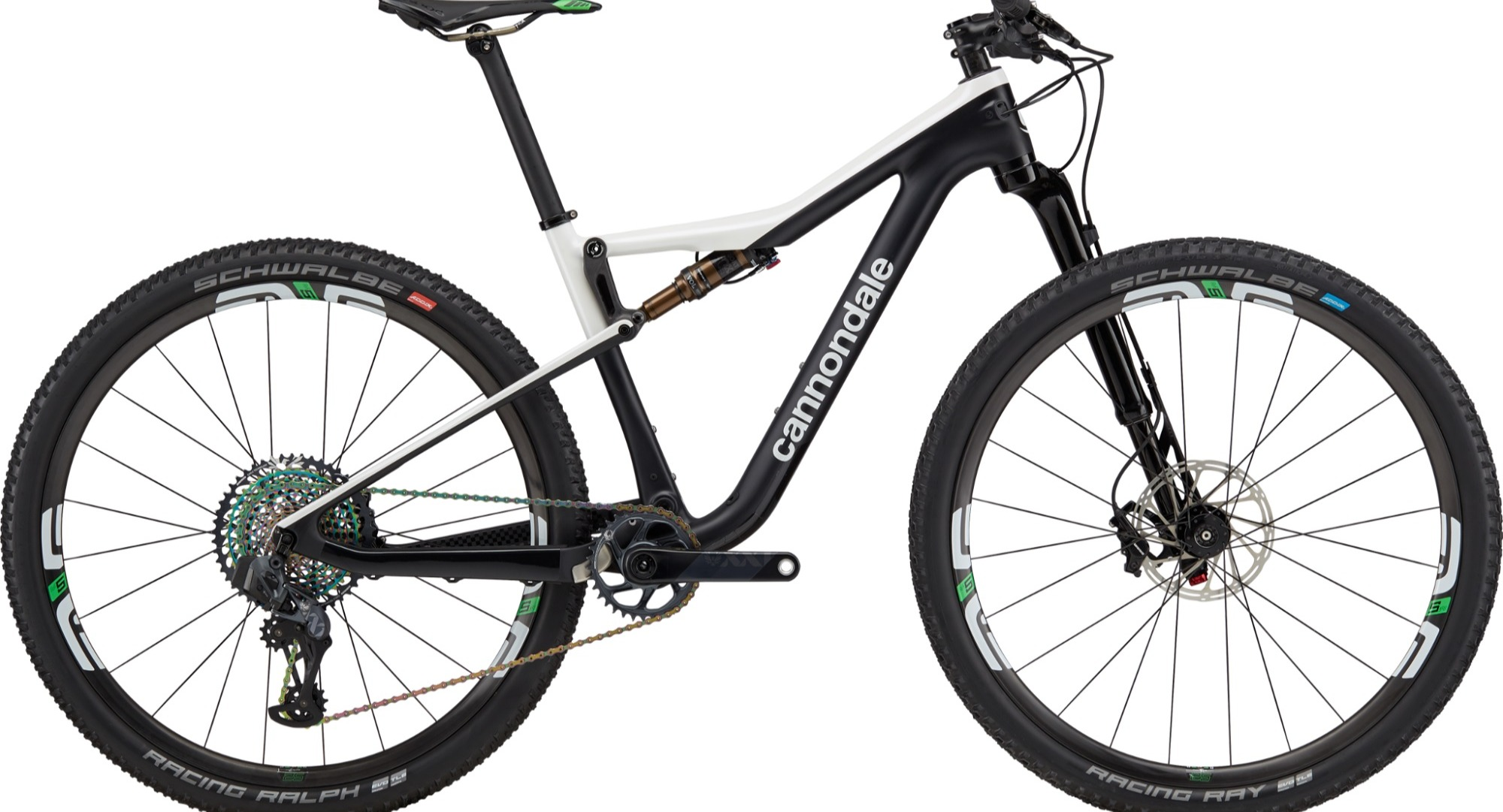Cannondale Scalpel-Si Hi-Mod World Cup full Suspesion MTB