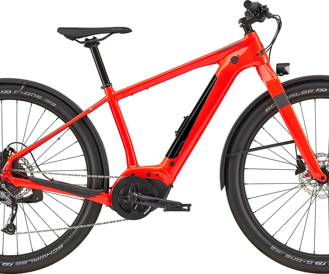 Cannondale Urban - Commuter - Touring - Commuting E-Bikes