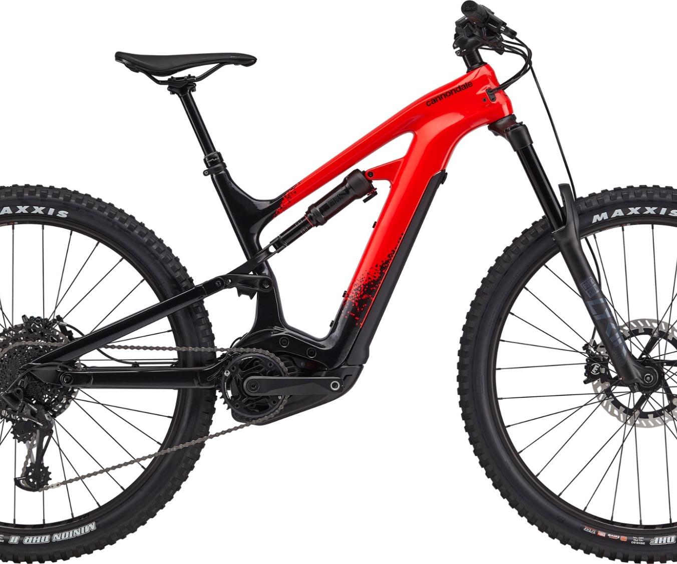 Cannondale E-Mountain Bikes