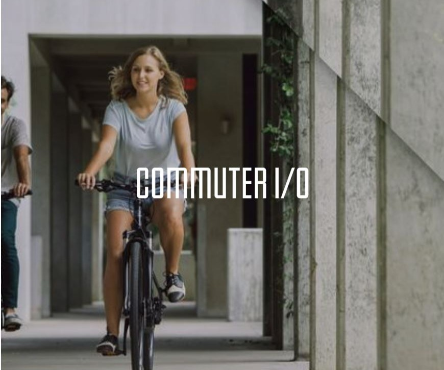 Haro i/O Commuter E-Bike
