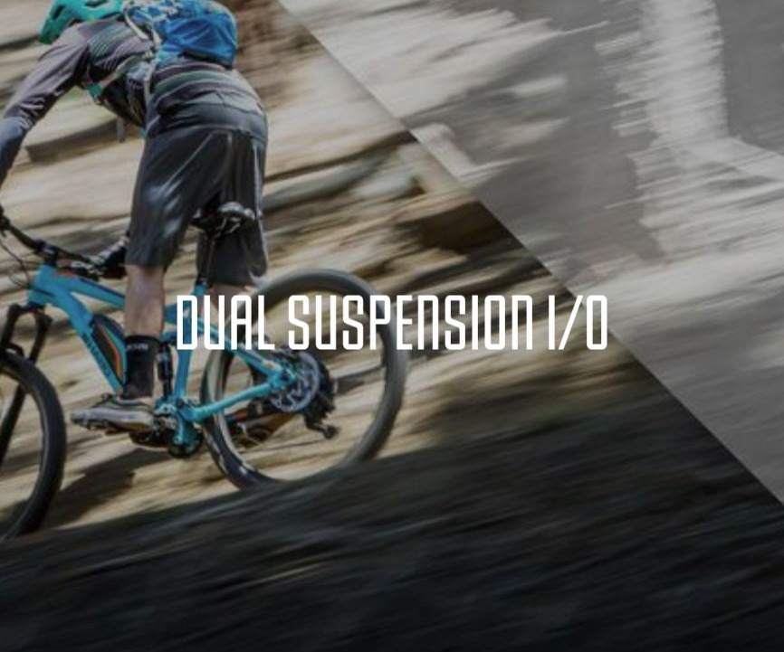 Haro i/O Dual Suspension