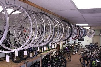 Used bicycle wheels for sale | Archer's Bikes | Mesa, AZ - Archer's
