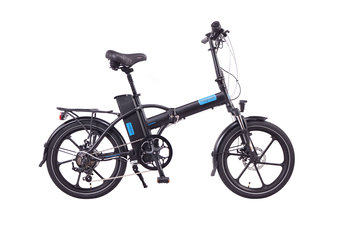 Magnum Premium Hi-Step folding e-bike