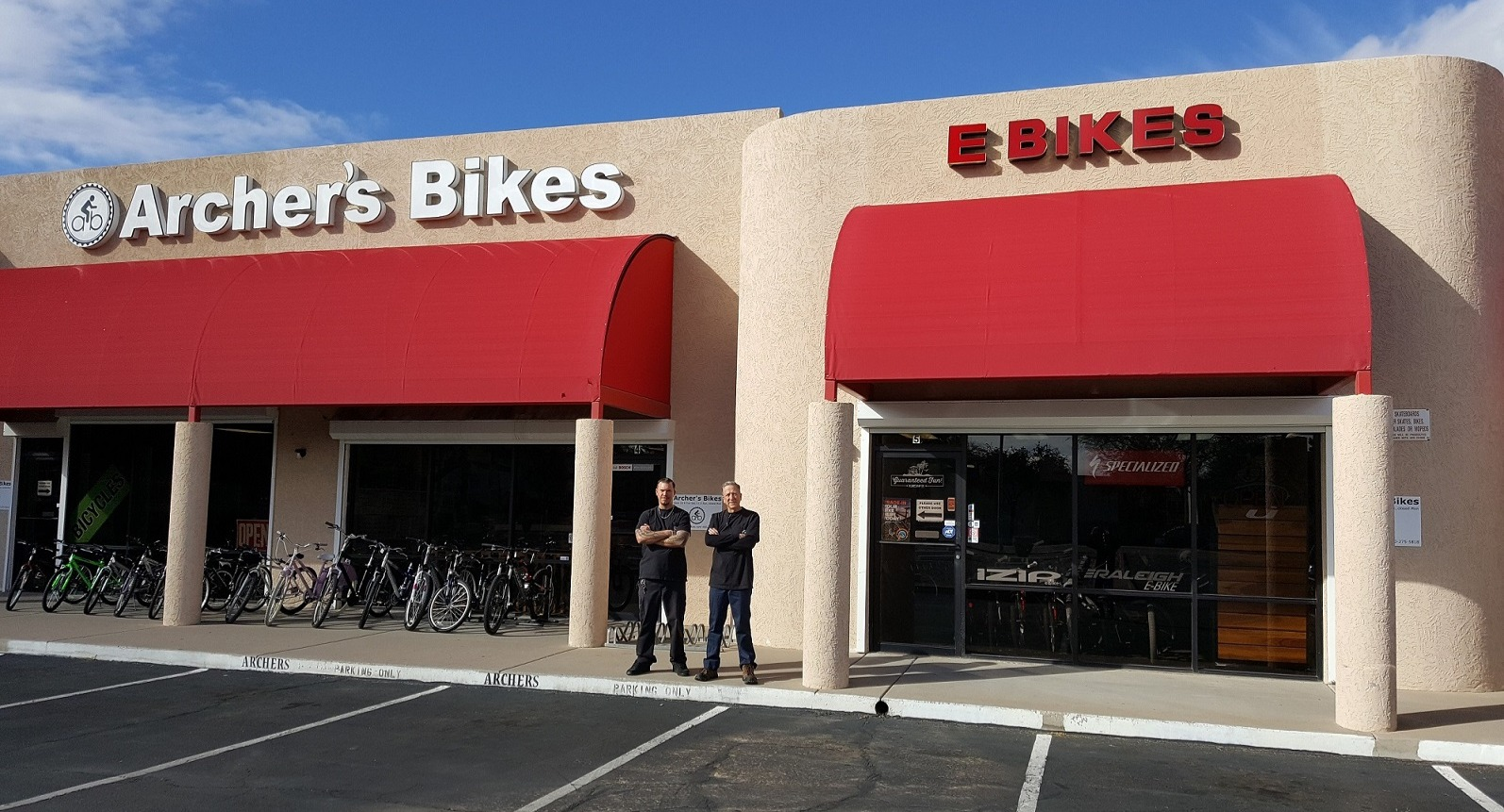 Archer's Bikes Mesa