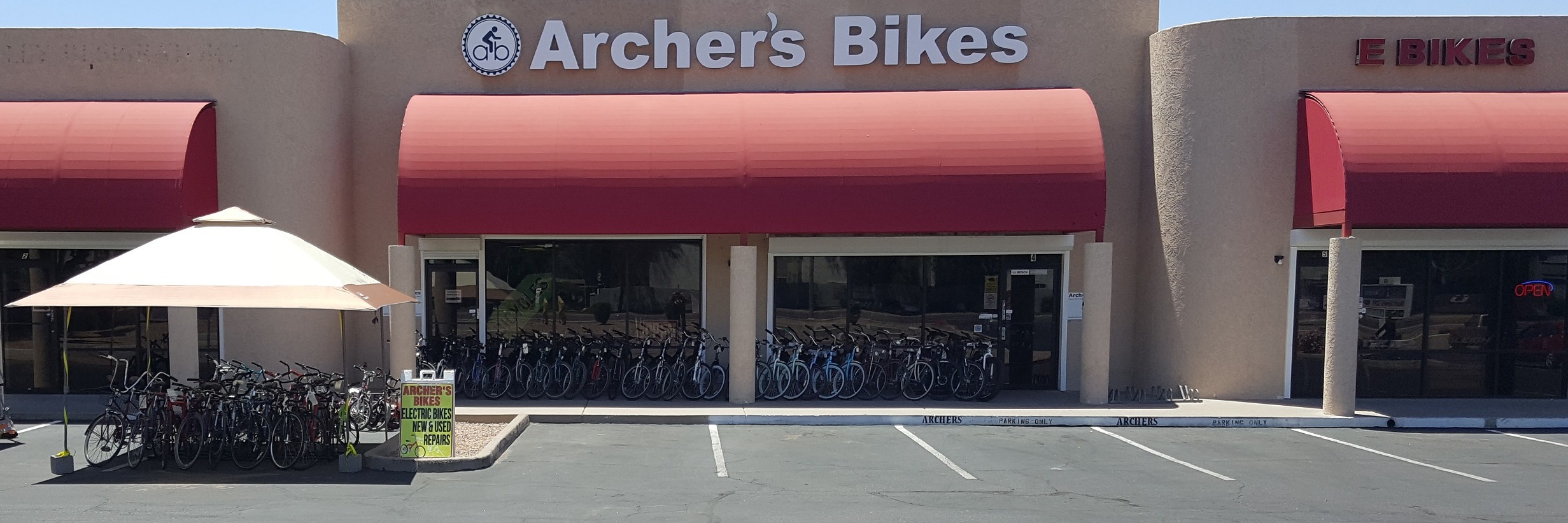 Archer's Bikes - New & Used: Gas bike, E-bike, Bicycles For Sale in Mesa, AZ.