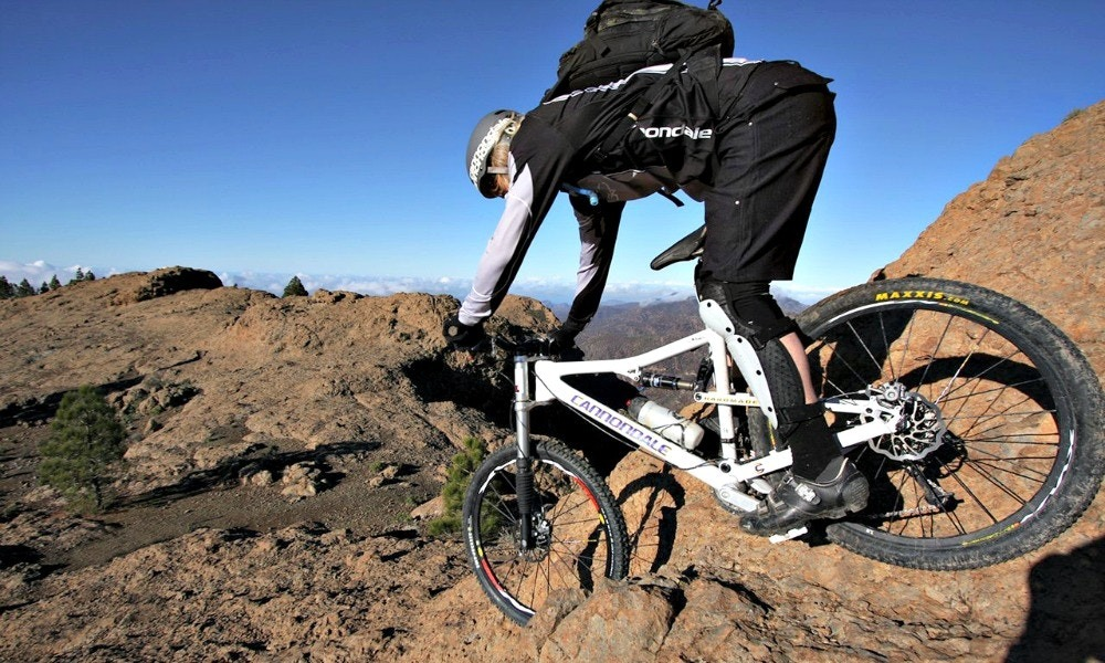 See all the Dual Suspension Mountain Bikes from Cannondale