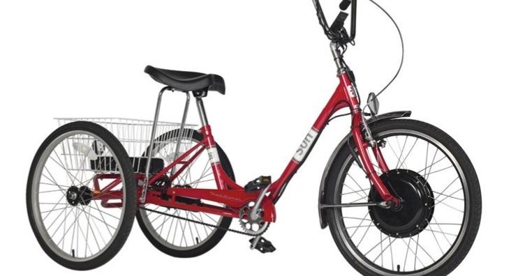 Sun E-Trike Conversion