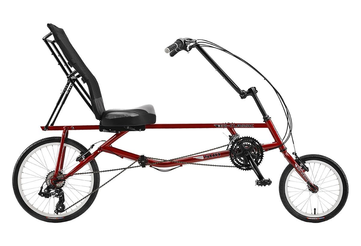 EZ-3 Recumbent Bike