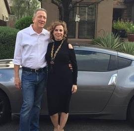 Gloria & Randy: Our founders and owners