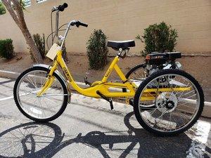 Sun Gas Trike