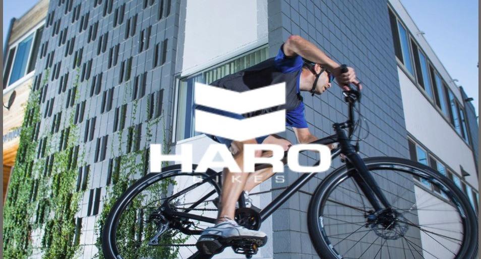 Haro Dual-Sport, Hybrid, Urban & Commuter Bikes