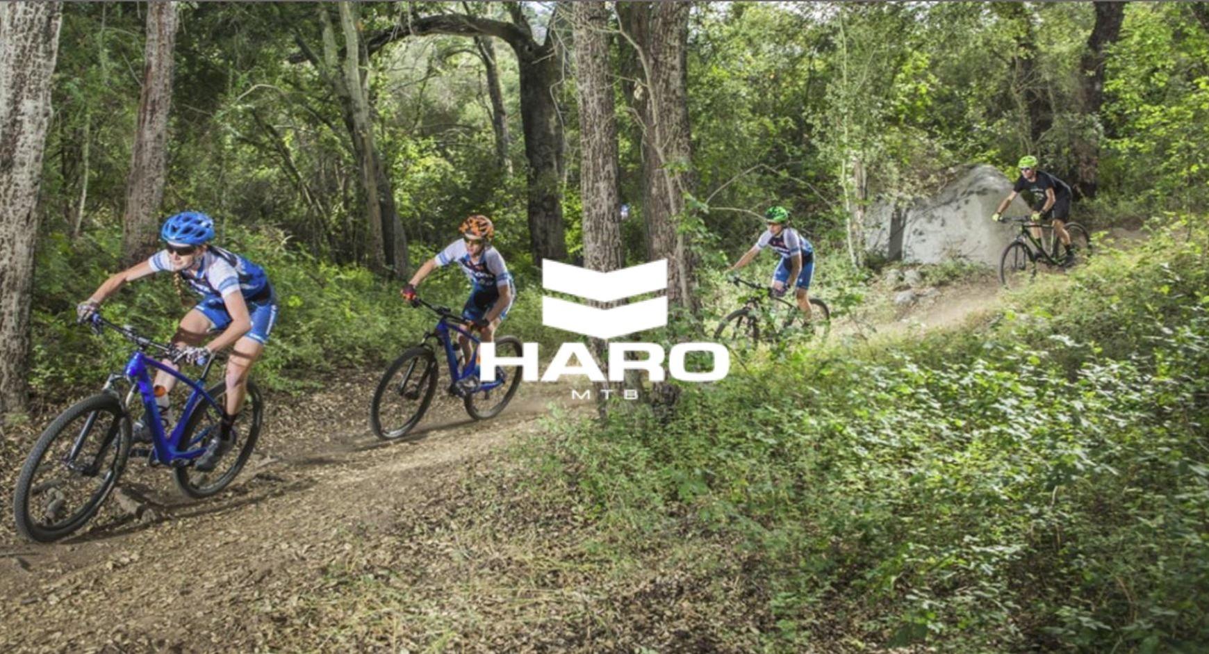 Haro Mountain Bikes
