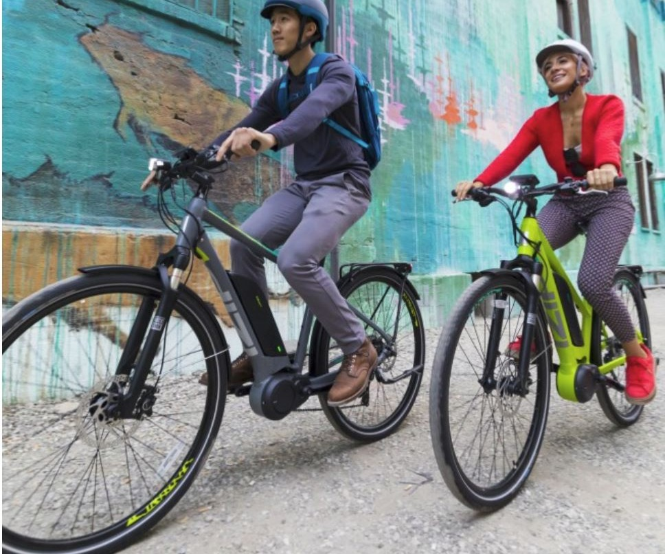 iZip Urban & Leisure e-bikes