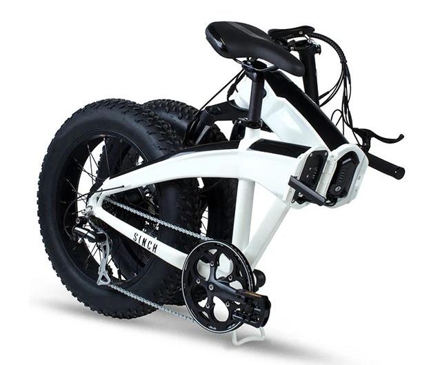 Aventon Sinch Urban Folding Bike