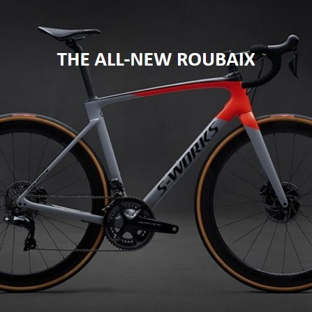 The ultimate balance - Roubaix