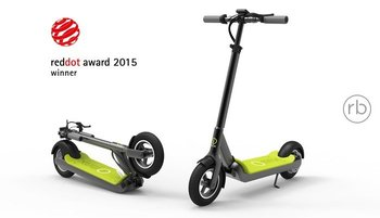Electric Scooters, S1 by Magnum