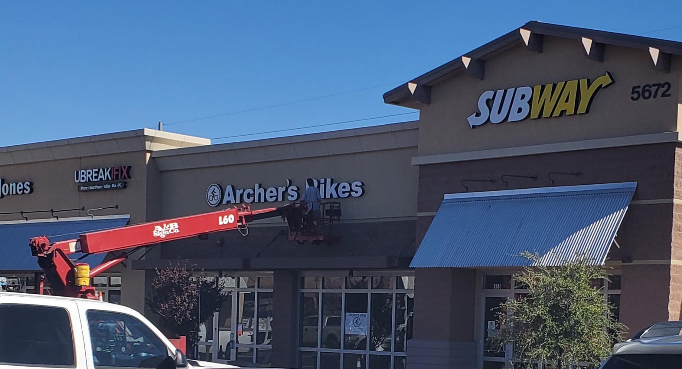 Archer's Bikes