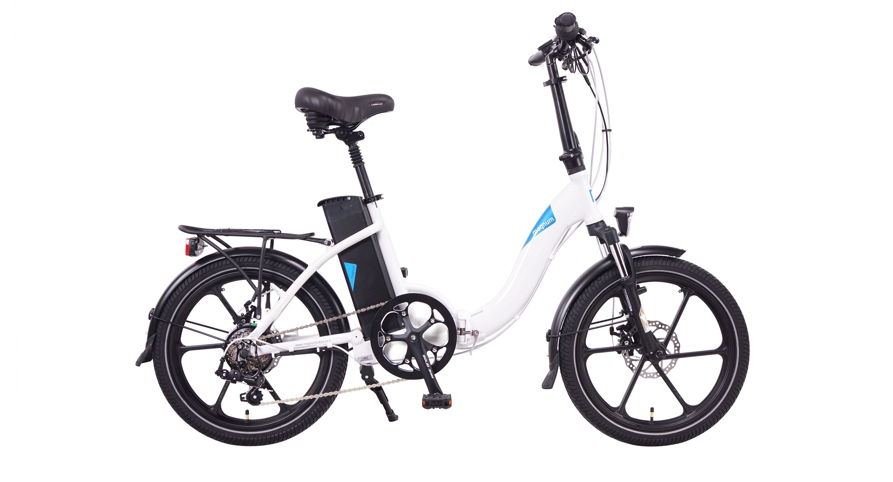 Magnum Premium Folding E-Bike