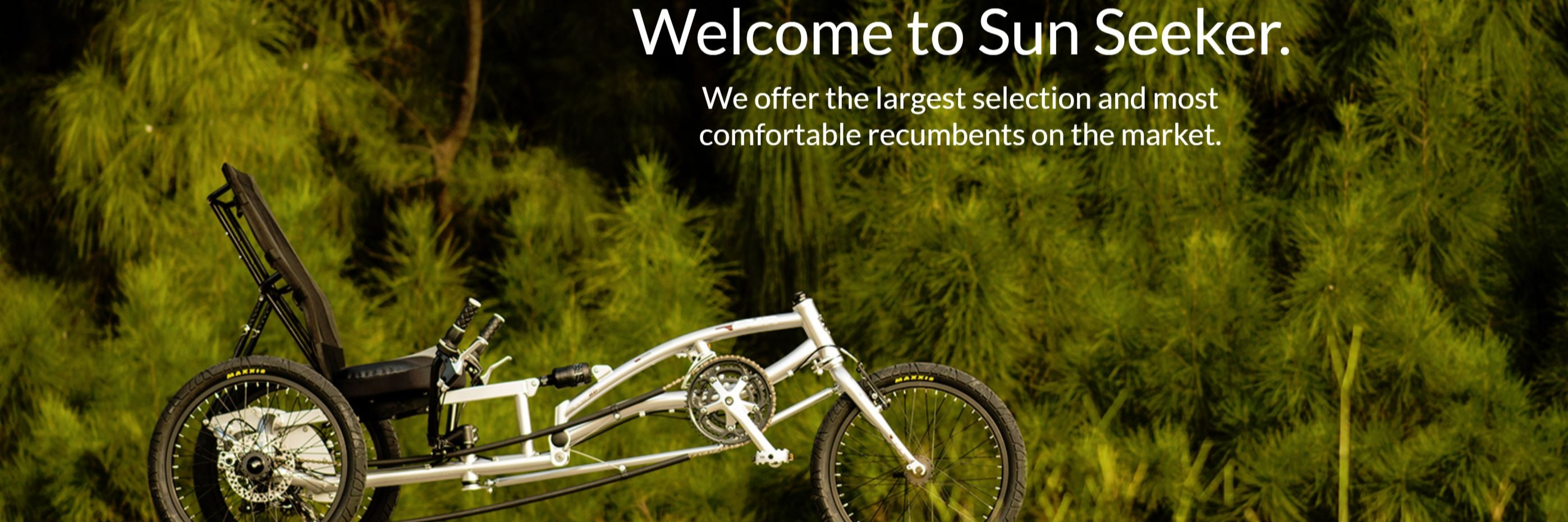 Sun Seeker bikes