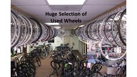 Big Selection of New & Used Wheels