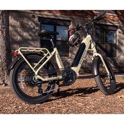 Magnum Bikes Pathfinder Urban Compact ST Fat Tire E-Bike