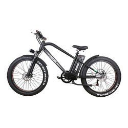 Nakto E-Bikes Super Cruiser 26 E-Bike