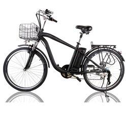 Nakto E-Bikes Camel 26 Urban Cruiser E-Bike