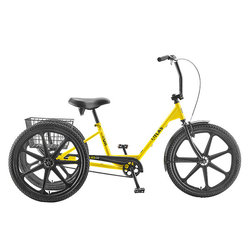Sun Bicycles Atlas Transit Industrial Trike
