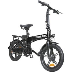 Nakto E-Bikes Skylark Folding Electric Bicycle
