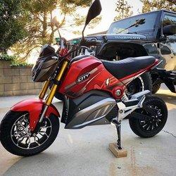 M8-Tech City M8 Scooter/Moped
