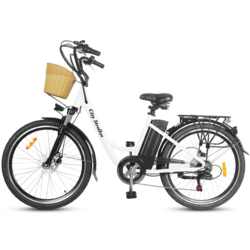 Nakto City Strollor 26 Comfort E-Bike