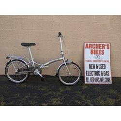 Dahon Roo 3 Speed Folding Bike (used)