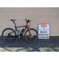 Haibike Xduro SuperRace 28 Road Ebike (used)