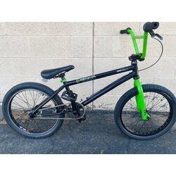 MirraCo Monster Edition Bmx Blk/Grn (used)