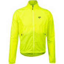 Pearl Izumi Quest Barrier Convertible Jacket Yellow