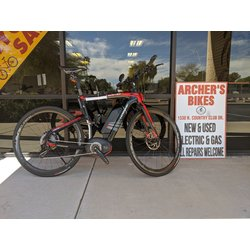 Haibike Xduro SuperRace 28 Road Ebike (used)