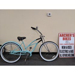 Dyno Deluxe Cruiser Black/Blue (used)