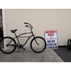 Sun Bicycles Revolutions Beach Cruiser Black 18.5