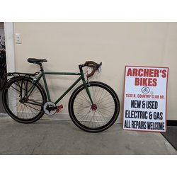 State Bicycle Co. 4130 Fixie (used)