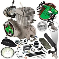 Flying Horse 2-stroke Gas Bike Kit